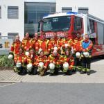 13 Feuerwehrleute errangen das Leistungsabzeichen in Bronze